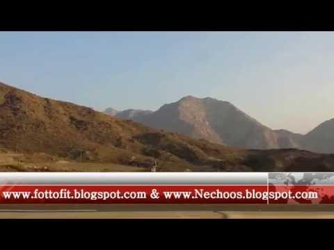 Taif to Jeddah mountain travel