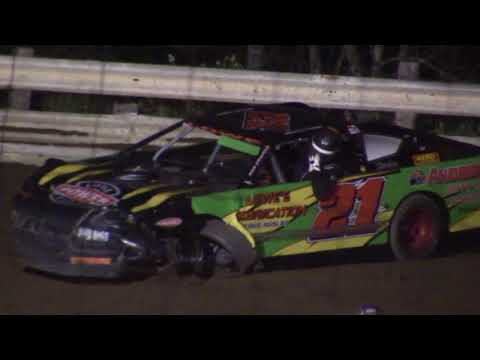 Hummingbird Speedway (6-9-18): Sunny 106.5 FM Pure Stock Feature