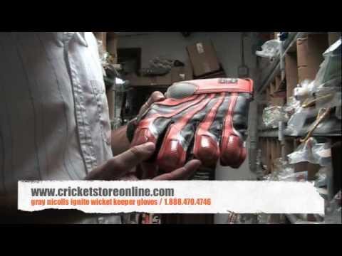 Gray Nicolls Ignite Wicket Keeper Gloves