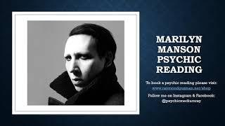 Marilyn Manson Psychic Reading