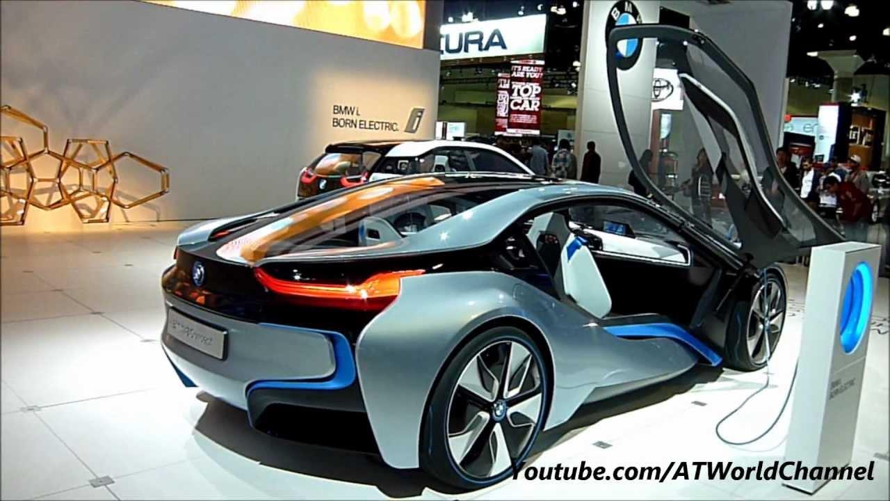 Mission Impossible 4 Ghost Potocol 2017 Bmw I8 Concept Walkaround La Auto Show You