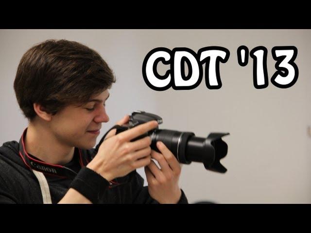 CDT 2013 - Preparation Day 2