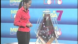 Suriname Electronic Lottery Draw 05-05-2011