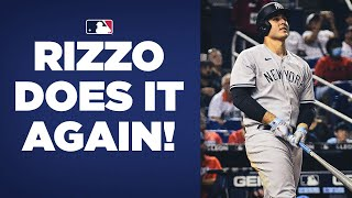 RIZZO GOES DEEP AGAIN for Yankees!! Anthony Rizzo hits home run in first two Yankee games!