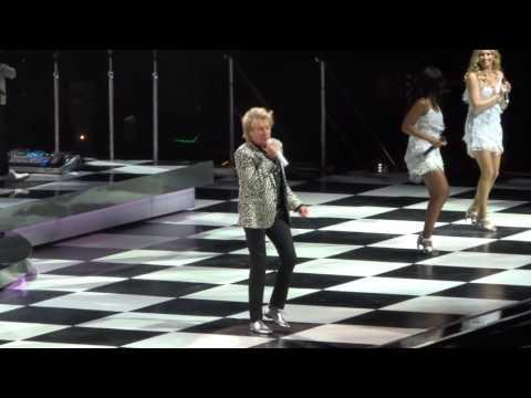 Rod Stewart -  Having A Party (Opening Stuttgart 2016)