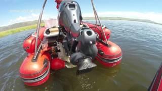 Резиновый интейк  JET-WOLF vs ПРОХАДИМЕЦ  тест на водомете Yamaha-70 (видеоотчет)