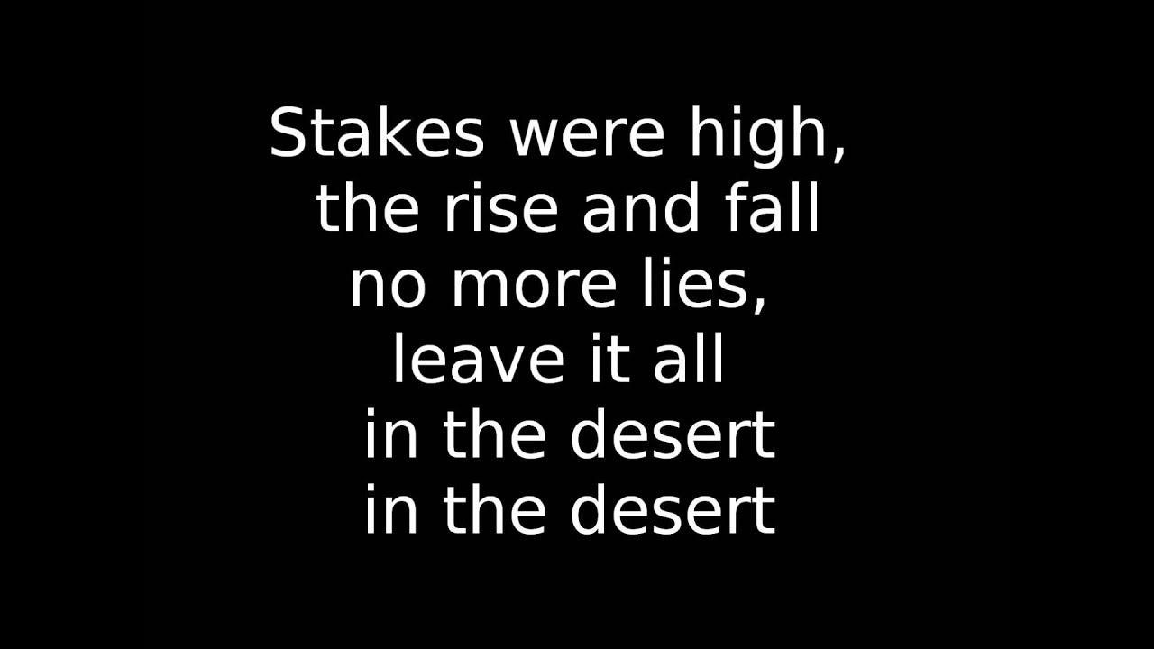Handsome Poets - Sky On Fire (lyrics) - YouTube