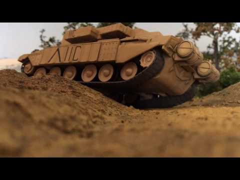 Waltersons Challenger Tank Bantamweight...