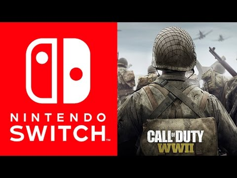 Call Of Duty WW2 Nintendo Switch Evidence?