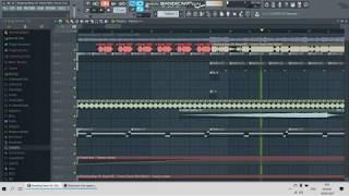 Breaking News (ft. Alaska MC) _ Freeze (Classic Mix) (FL Studio Reconstruction by Plumbum Galvanize)