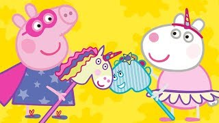 Peppa Pig English Episodes | Peppa Pig and Friends Special | Peppa Pig Official