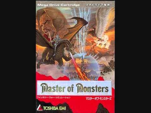 Master of Monsters (Sega Genesis Version)- Complete Soundtrack