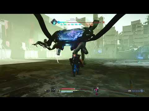 The Surge 2 little Johnny |