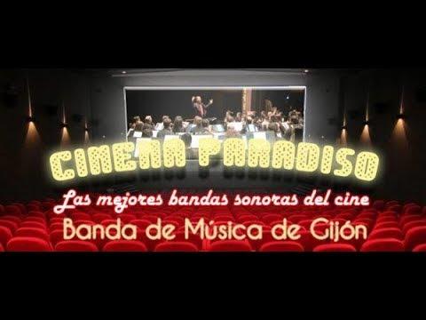 CINEMA PARADISO / BANDA DE MÚSICA DE GIJÓN