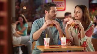 Hungry Jacks - Spicy Chipotle Burger