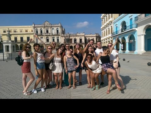 Cuba Vlog: Vamos a Cuba!! ~ January 8 - 9, 2015