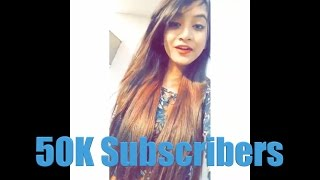 I LOVE YOU GUYS | 50K Subscribers | TAWHID AFRIDI