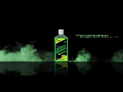California Custom Products Aluminum Deoxidizer