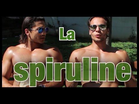 """La SPIRULINE: """"super aliment"""" À CONNAITRE by Bodytime"""