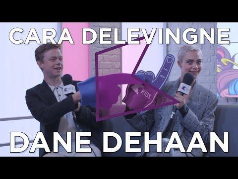 Cara Delevingne & Dane DeHaan talk Valerian, Rihanna & more!