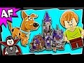 lego scooby-doo mystery mansion 75904 stop motion build review  Picture