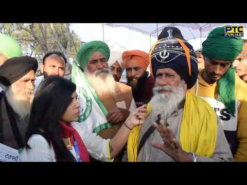 Nihang Sikh takes on PM Narendra Modi for not visiting the protesting Farmers