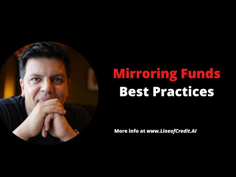 #How to Mirror Funds bank to bank best practices