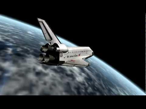 STS - 135 (Atlantis) - The End of the Space Shuttle Program - An Orbiter 2010 Film
