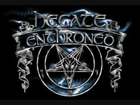 Hecate Enthroned-The Pagan Sword Of Legend