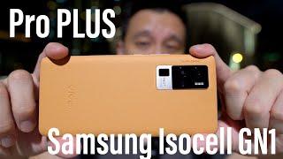 Vivo X50 Pro PLUS Hands-On: Samsung's 50-MP GN1 Sensor