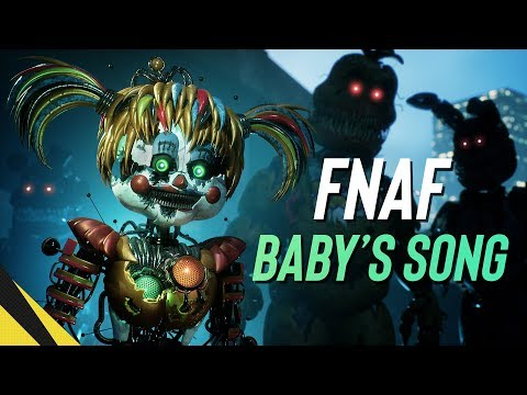 [UE4] BABY'S SONG - FNAF Animated Music Video