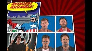 Avengers: Endgamestars sing Marvel-themed 'We Didn't Start the Fire' with Jimmy Fallon
