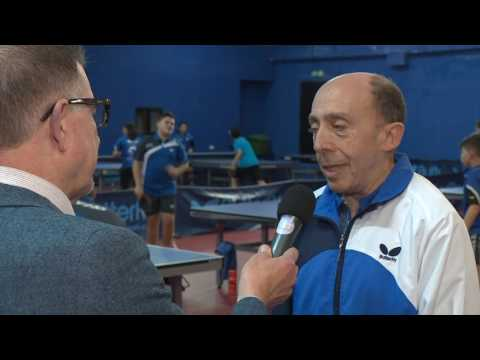 Malta International Table Tennis Centre ON  SPORT EXTRA TV Most successful Academy in MALTA