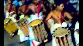 BEST AWESOME DRUM PLAY EVER,SHINKARI MELAM MIXED VARIETY
