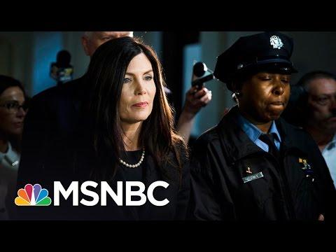 Pennsylvania Attorney General Kathleen Kane Found Guilty | Rachel Maddow | MSNBC