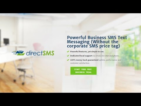 directSMS - Online Address Book - Upload Contacts