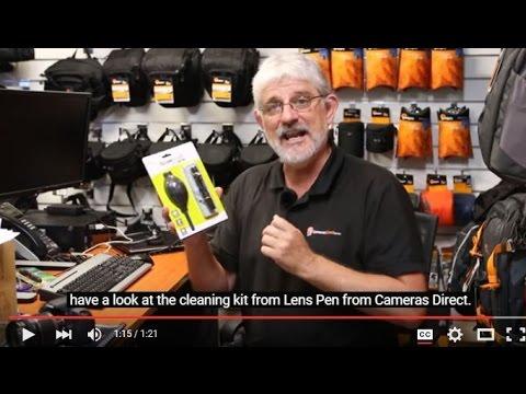 Lenspen Camera Cleaning Kit Review | Cameras Direct Australia