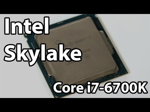 The Intel Core i7-6700K Review - Skylake First for Enthusiasts