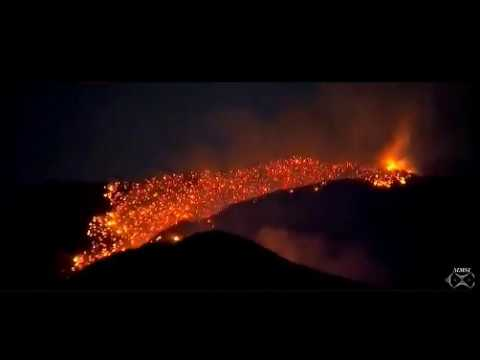 """Clark County, Nevada 7-6-17 """"Potosi Mountain Fire"""""""