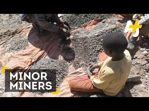 Your Cell Phone Might Be Powered By Child Labor