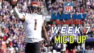 NFL Week 7 Mic'd Up \