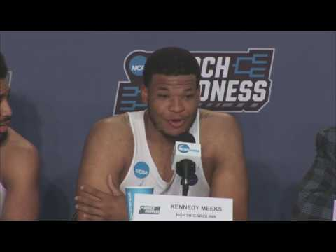 UNC Men's Basketball: Arkansas Postgame PC