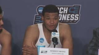 UNC Men's Basketball: Arkansas Postgame PC