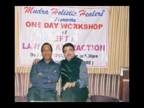 "EFT & LAW OF ATTRACTION ""INDORE"" -23rd DEC 2012"