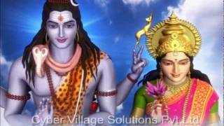 SHIVA STUTHI - Om Namah Shivaya  - 3D Animation Songs Demo part 1