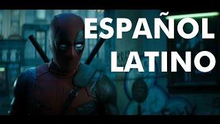 DEADPOOL 2 - TRAILER ESPAÑOL LATINO (FD)