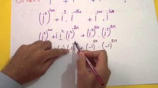 Karmaşık Sayılar 1 Şenol Hoca Matematik