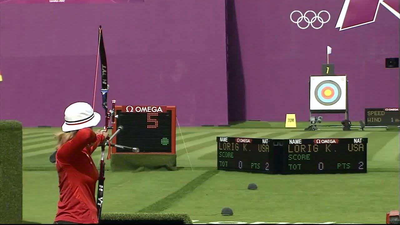 the best archery shots ever olympics london 2012 max