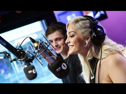 Martin Garrix & Bebe Rexha LIVE performance at BBC...