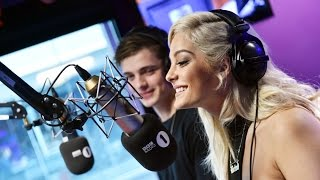 Martin Garrix & Bebe Rexha Live Performance At Bbc Radio 1 Live Lounge 28th Sept 2016
